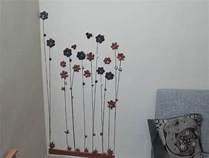 Creative Ideas Paper Flower Wall Decor ~ Clipgoo