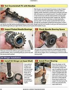 Muncie 4 Speed Transmission Book Rebuild Restore Modify