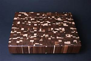 Make End Grain Cutting Board - WoodWorking Projects & Plans