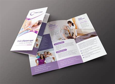 examples  service brochures editable psd ai
