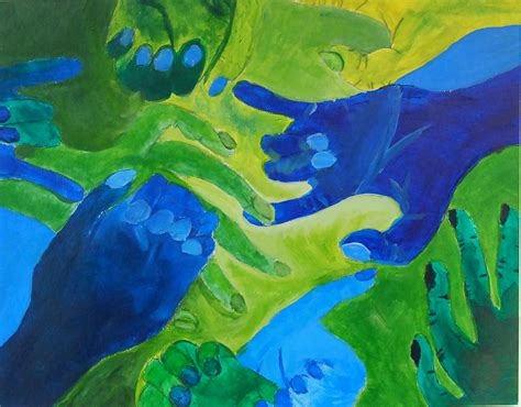 color painting analogous color paintings