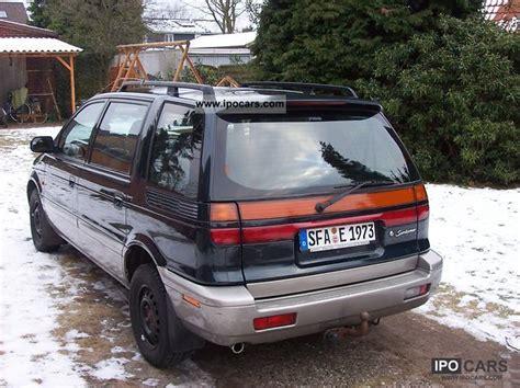 Fotos Vendo Van Hyundai Grace Pasajeros Ajilbabcom Portal Picture
