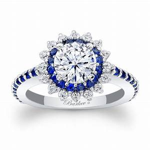 barkev39s blue sapphire engagement ring 7969lbs With wedding rings with blue sapphire
