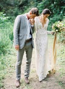 Summer Wedding Attire Groom