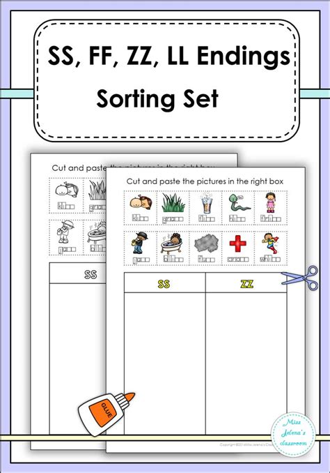 14 Best School  Double Consonants Images On Pinterest  Phonics, Teaching Ideas And Word Games