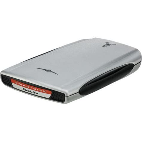 verbatim  gb firelite firewire  portable hard drive