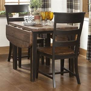 Tisch Und Stühle Set : winchester 3 piece drop leaf table set by intercon 28 50 ~ Watch28wear.com Haus und Dekorationen