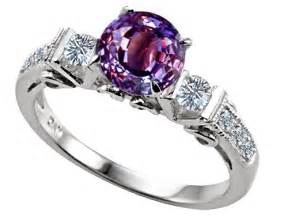 engagement ring stones 3 alexandrite engagement ring engagement rings review