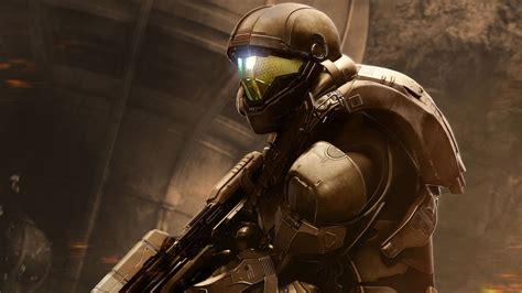 hd background halo  guardians game buck shooter robot