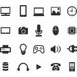 Icons Technology Devices Icon Tech Vector Graphic