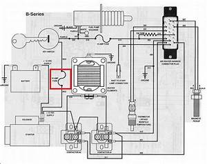 Engine Mounted Circuit Breaker
