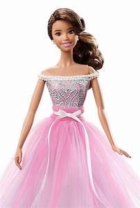 DVP51 Barbie Collector Birthday Wishes Barbie 2017 MATTEL Doll  Barbie