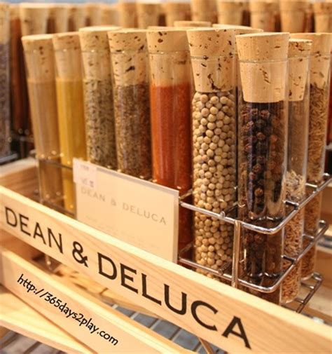 Dean Deluca Spice Rack by Dean And Deluca 365days2play Food Family