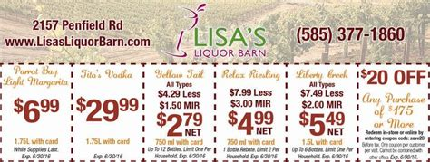 liquor barn coupons 255 best food beverage coupons images on