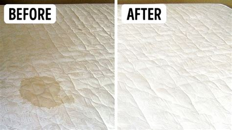 How To Remove Urine Stains From Upholstery by How To Clean Stains A Mattress With Baking Soda