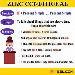 Zero, Conditional