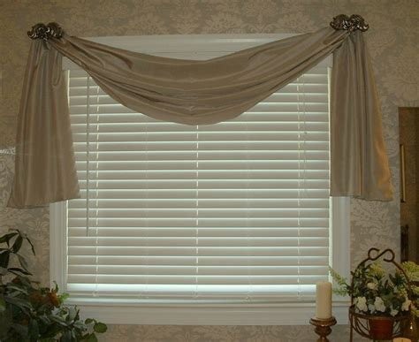 window treatments with scarf window treatment best ideas