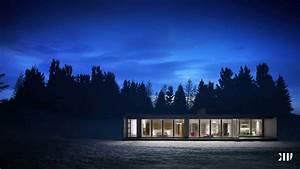 Modern, Winter, House, Design