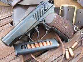 Russian Makarov Pm Pistol