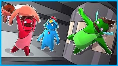 Gang Beasts Wallpapers Funny Ps4 Moments Doktor