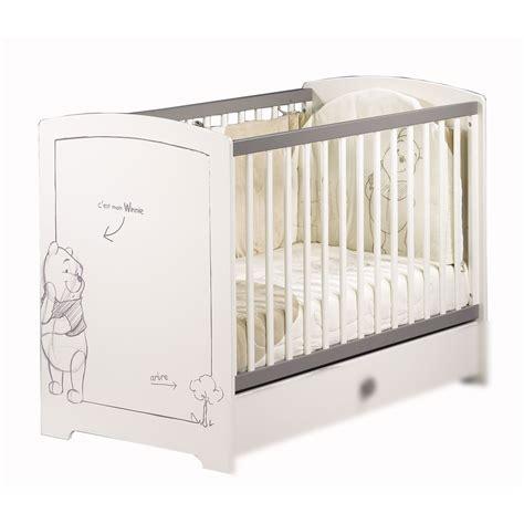 chambre bébé aubert soldes davaus lit winnie 2 aubert avec des idées