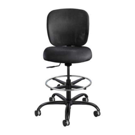 350 lb vue mesh back heavy duty 24 7 armless stool