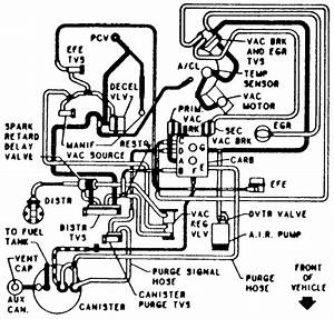 Vaccum Diagram For 1984 G 20 Chevy Van