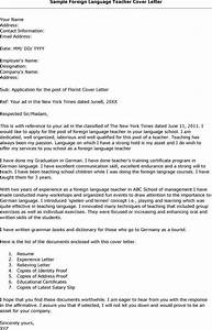tefl teacher cover letter example inside 25 excellent esl With tefl cover letter example