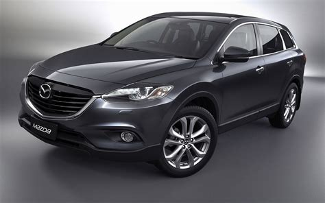 Mazda Cx 9 Backgrounds by Wallpaper 2013 Mazda Cx 9 Wallpapers