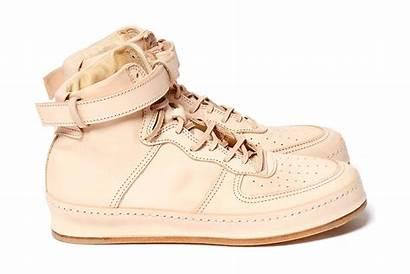 Vachetta Tan Scheme Hender Hommage Sneakers Leather