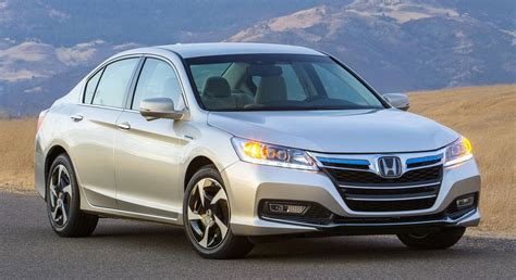 2018 Honda Accord Phev Plug In Hybrid Full Details