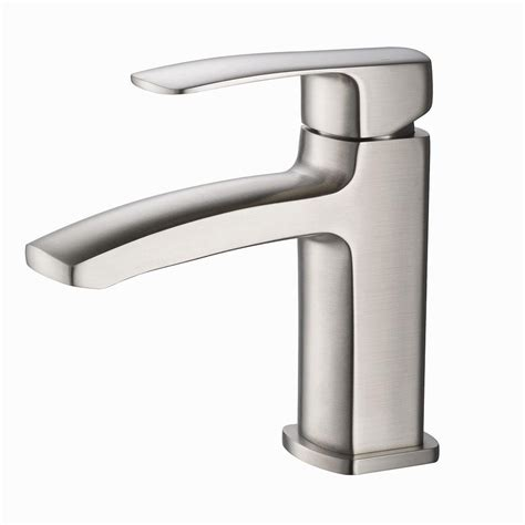fresca fiora single hole single handle low arc bathroom