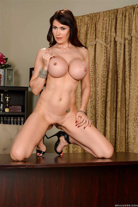 Eva Karera Likes Sex In The Office Busty Vixen