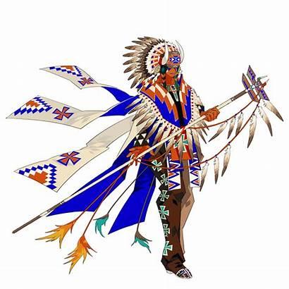 Tatanka Character Inyan Native American