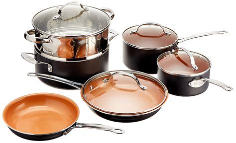 gotham nonstick steel pan cookware frying inch