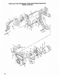 Craftsman 113247440 User Manual 12 Inch Electronic Band