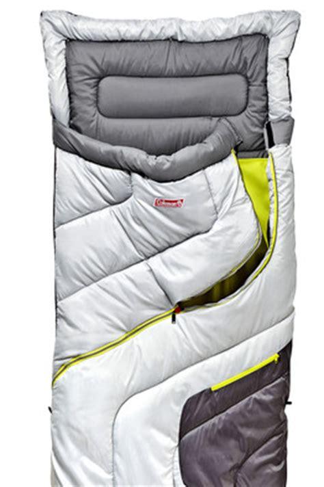 coleman adjustable comfort sleeping bag cing equipment guide high tech sleeping bags wsj