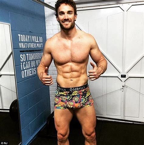 thom evans leads the names looking for love in take me out