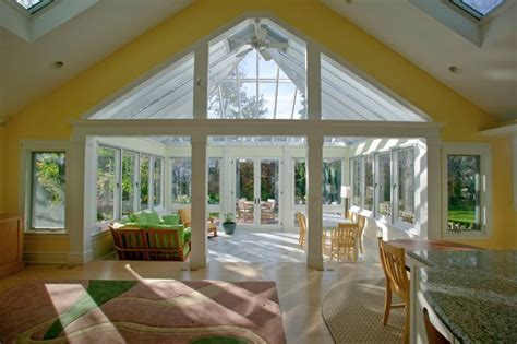 Conservatory Addition To Home by Boyce Conservatory Addition Traditional Family