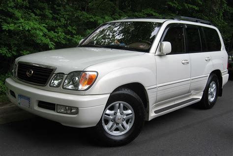 2008 Top Cars Photos Lexus Lx470 Desktop