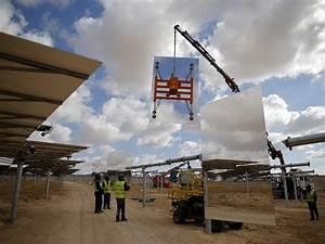 World's Tallest Solar Tower Going Up in Negev - Hamodia