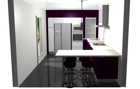cuisine style americain placo design interieur gascity for