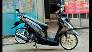 Modifikasi Babylook Honda Vario 110 Fi