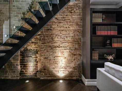 the most beautiful brick interior design in paddington