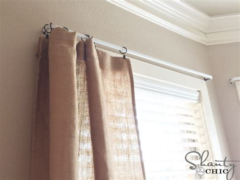 Diy Wooden Window Cornice Bay Window Curtain Rails B Q Duck Egg Blue Chenille Fabric Silver Metallic Sheer Curtains Sill Length Installing Rods On Frame How To Hang Rod Over Luxe Ikat Stripe Eyelet Queen Size Bed In A Bag With