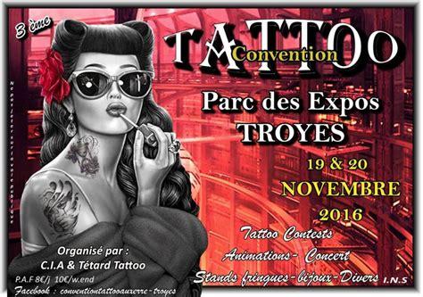 Une Convention De Tatouage à Nancy Et Sa Région ? Crock