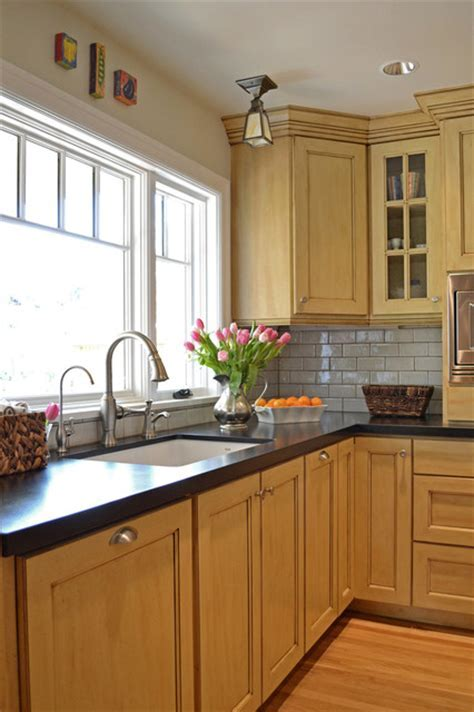 1920s Tudor Bungalow Kitchen   Traditional   Kitchen