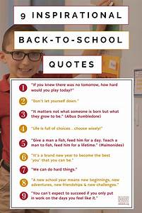 9 Back-to-Schoo... Top Academic Quotes