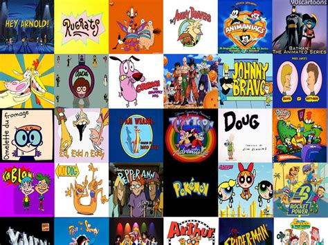 11 Shows That 90s Kids Grew Up Watching