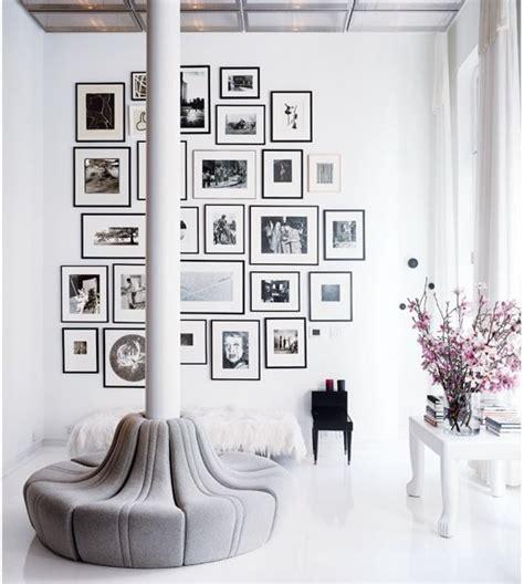 34 Idées De Déco Pour Accrocher Des Photos Au Mur